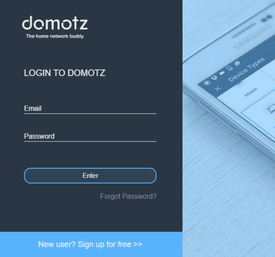 Remote Connect to Raspberry Pi Nas with Domotz Pro RMM Software | Domotz